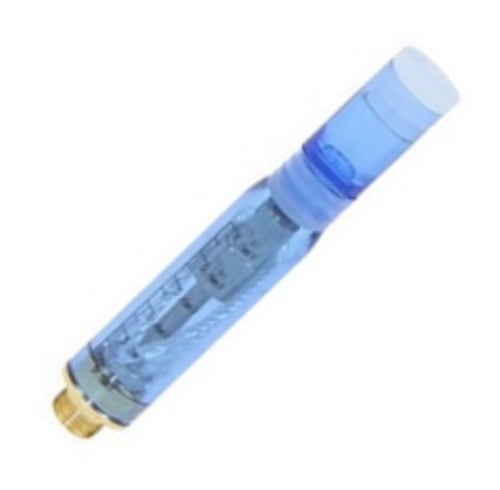 Slim Clearomizer blue