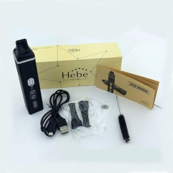 Titan 2 Dry Herb Vapourizer Pack