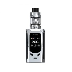 smok-r-kiss-silver/black