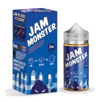 Jam-Monster-100ml-Blueberry-E-Liquid