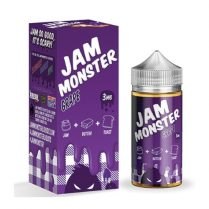 Jam-Monster-100ml-Grape-E-Liquid