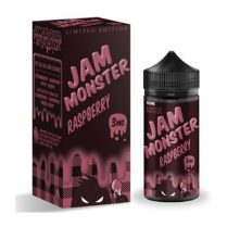 Jam-Monster-100ml-Raspberry-E-Liquid