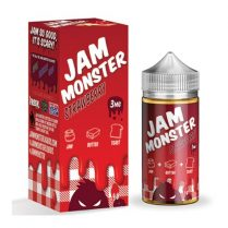 Jam-Monster-100ml-Strawberry-E-Liquid
